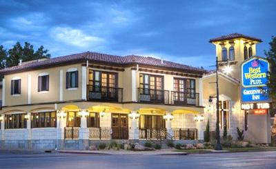 Best Western Plus Greenwell Inn (Moab)
