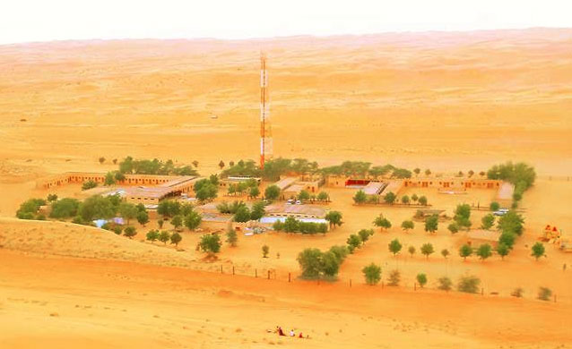 Al Raha Tourism Camp