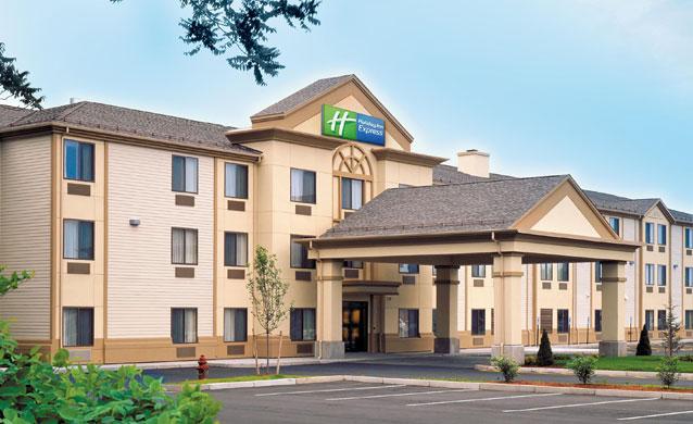 Holiday Inn Express Middletown Newport