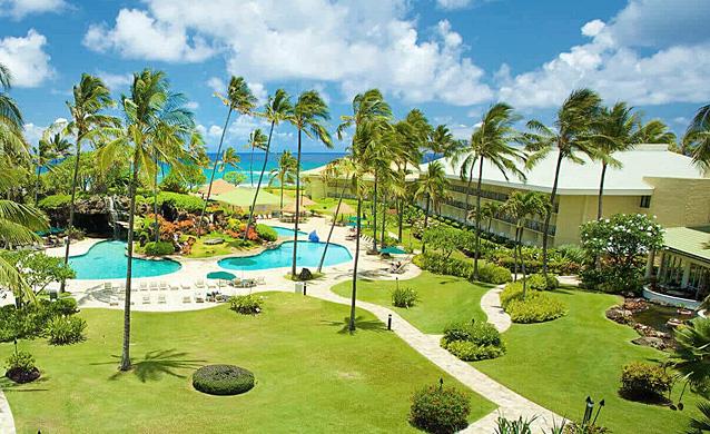 Kauai Beach Hotel