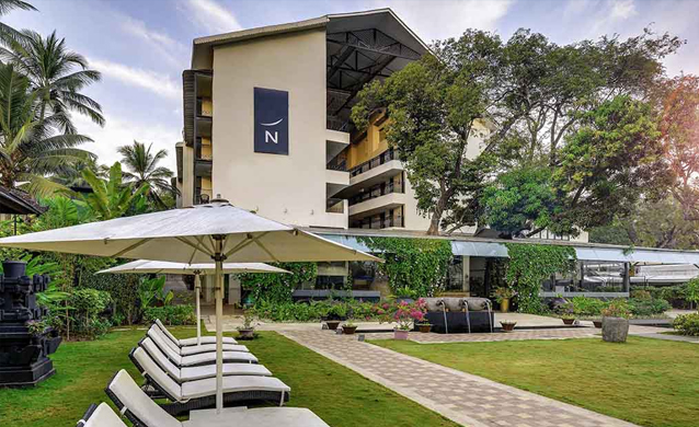 Novotel Goa Resorts and Spa