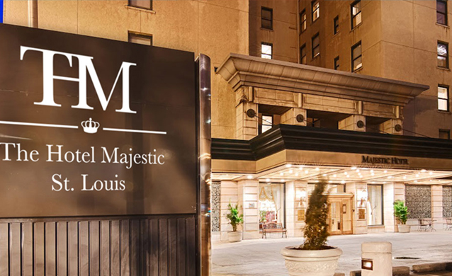 The Hotel Majestic St. Louis