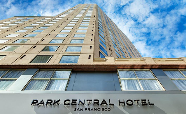 Park Central Hotel San Francisco