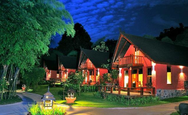 Pristine Lotus Resort