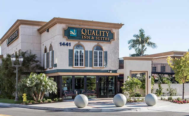 Quality Inn & Suites Anaheim