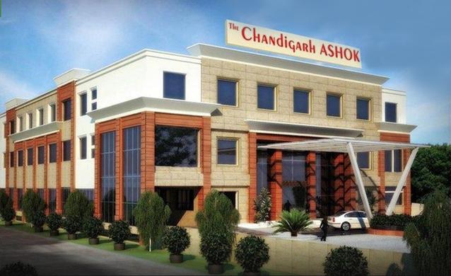 Regenta Central Chandigarh Ashok