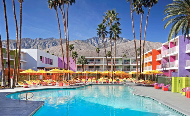 The Saguaro Palm Springs (Palm Springs)