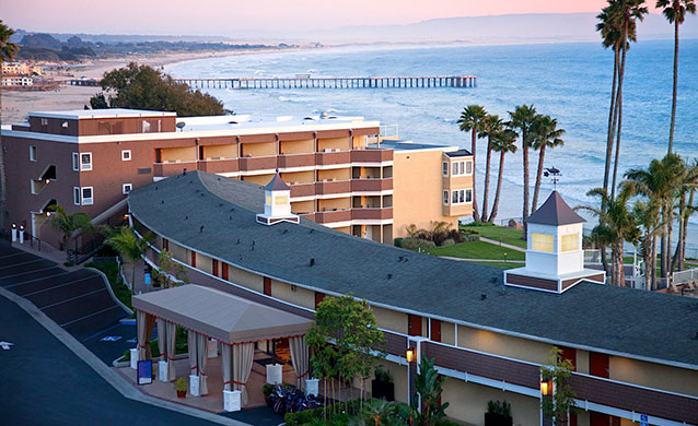 SeaCrest OceanFront Hotel (Pismo Beach)