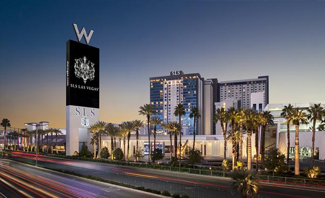 SLS Hotel and Casino Las Vegas