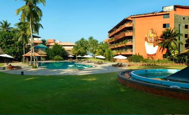 Uday Samudra Beach Hotel