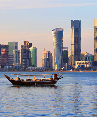 Inland sea or Doha