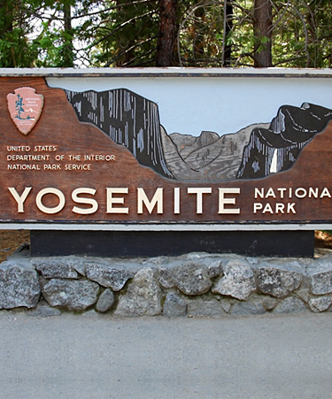 Yosemite-NP-Area