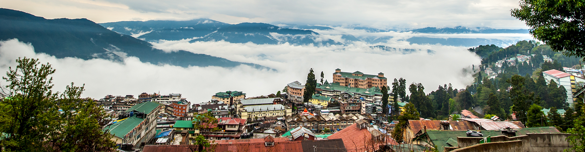 Eastern India and Himalayas
