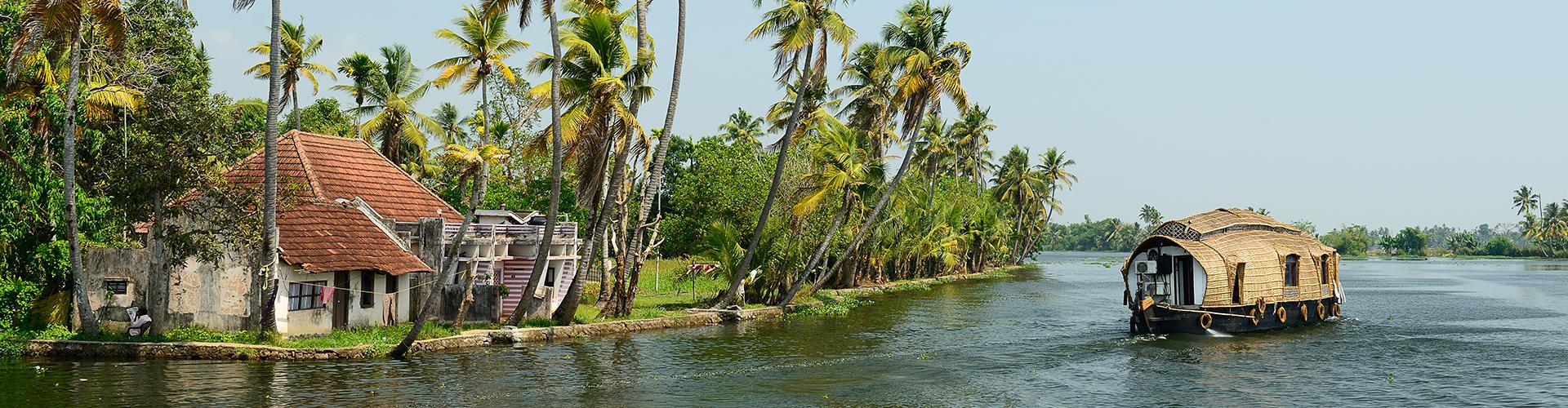 Kerala and South India