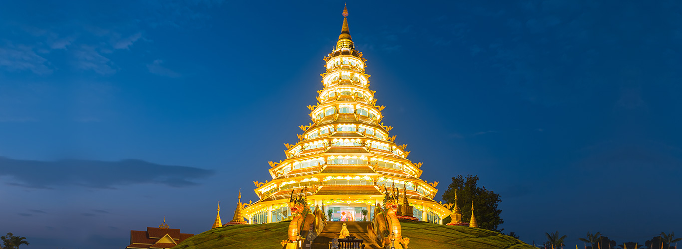 Chiang Mai To Chiang Rai Holidays Tour To Thailand