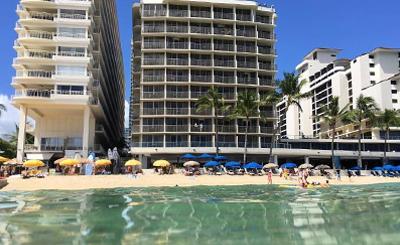 Outrigger Reef Waikiki Beach Resort Travel Trolley