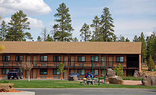 Bryce View Lodge