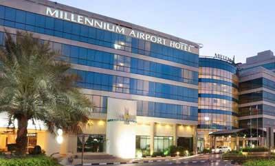 Millennium Airport Hotel Dubai - Best deals on Hotels in Dubai
