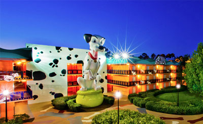 Hotel Disney All Star Music Resort Orlando